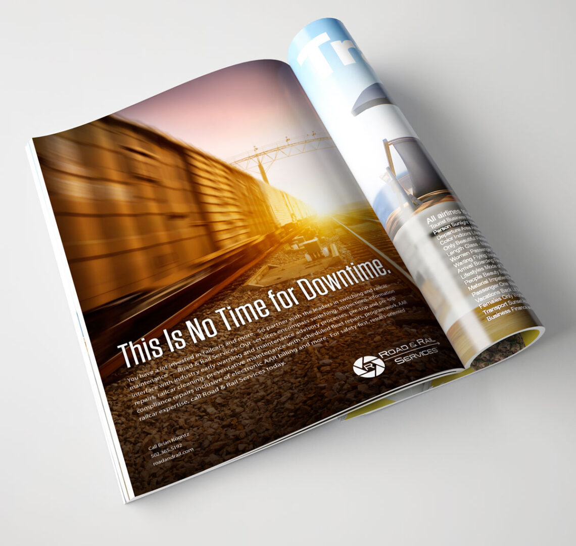 Idealogy Road & Rail Campaign Advertisements