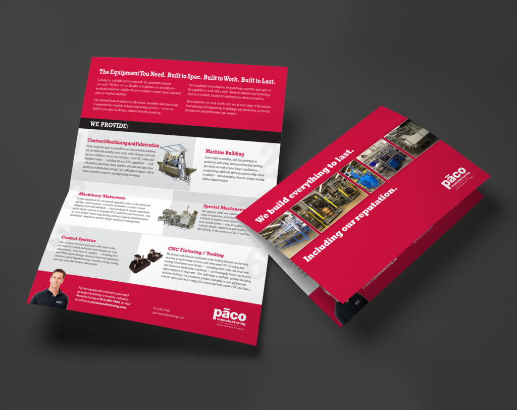 Idealogy paco Direct Mail