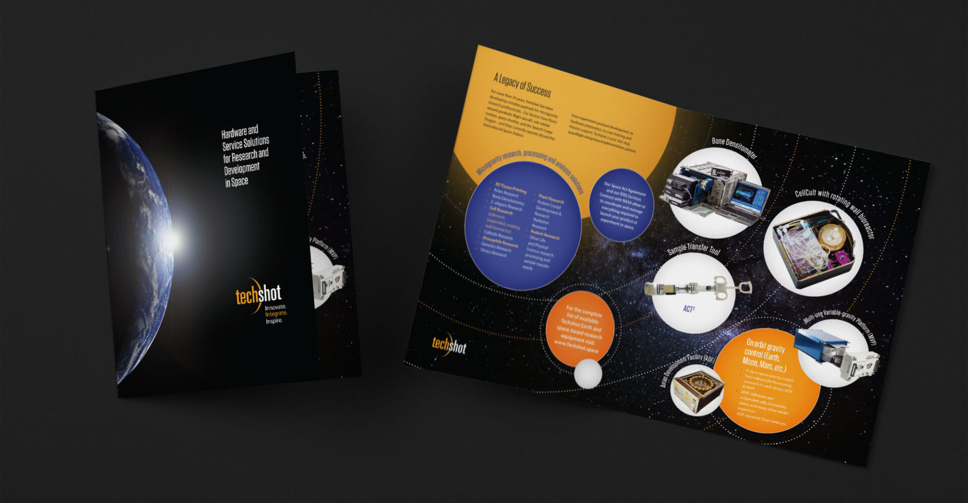 Idealogy Techshot Brochure